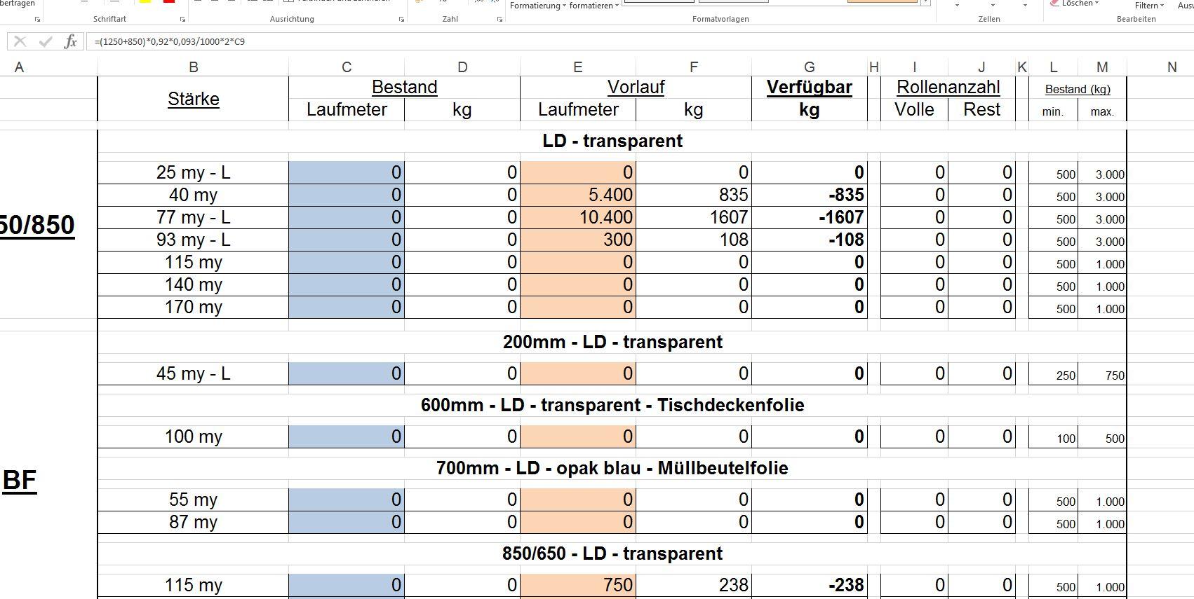 Zellen Eingabe sperren VBA? (Microsoft, Excel, Programmierung)