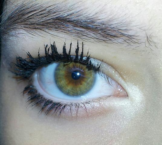 sss - (Menschen, Biologie, Augen)