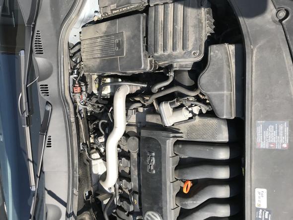 Zieht mein Auto durch das Loch Falschluft?