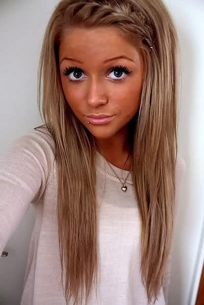 Ziel haarfarbe 39 39 caramel 39 39 das haar vorher blondieren for Karamell haarfarbe