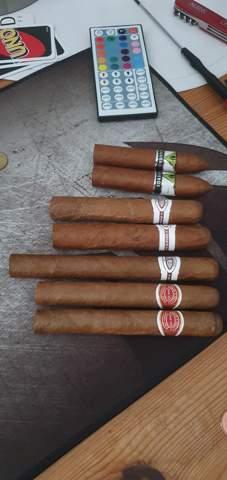 Zigarren?