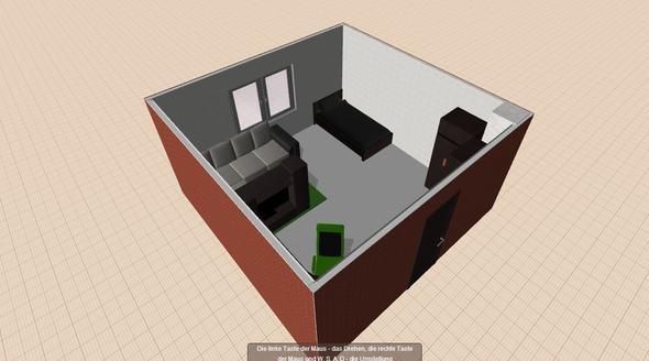 zimmer einrichten bin zu unkreativ wohnen. Black Bedroom Furniture Sets. Home Design Ideas