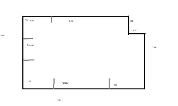 Zimmermaße - (Möbel, Dekoration, IKEA)