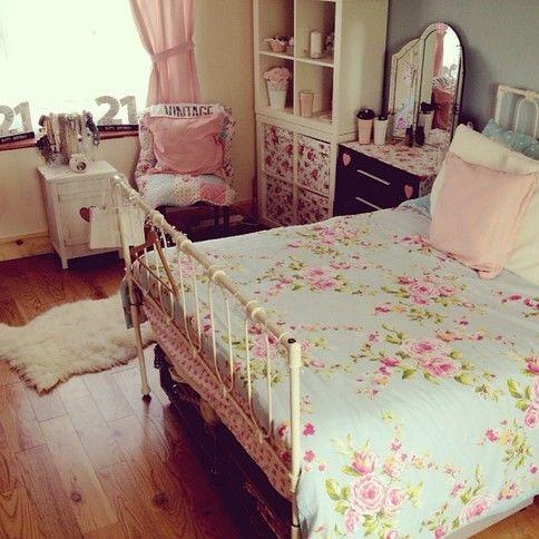 Superb Sollte Ich Mein Zimmer Romantisch Oder Modern Gestalten? (Möbel, Gestaltung)