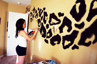 <3 - (malen, Wand, streichen)