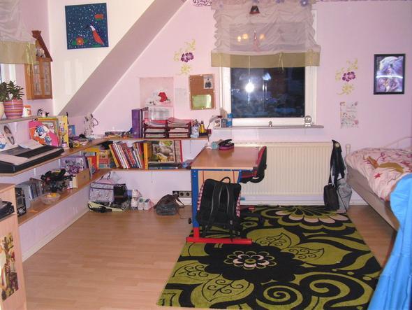 Mein Zimmer - (Zimmer, Dekoration)
