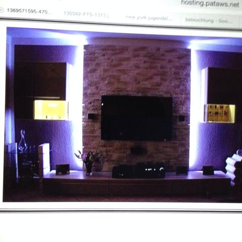 zimmergestaltung mit fototapete und leds tipps zimmer led. Black Bedroom Furniture Sets. Home Design Ideas