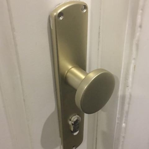 Meine Tür - (Schlüssel, Tür)