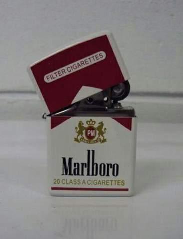 Zippo Marlboro Edition?