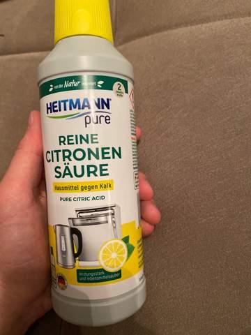 Zitronensäure für aqurienglas geeignet Kalk entfernen?