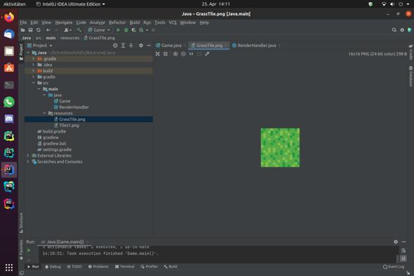 Zoom rendert falsch (Java)?