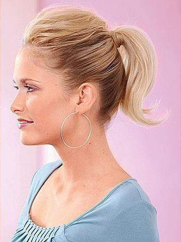 zopf frisur haare beauty