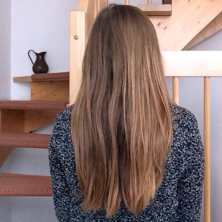 Zu dunkle Haare für blonde strähnchen? (Haarfarbe, färben)