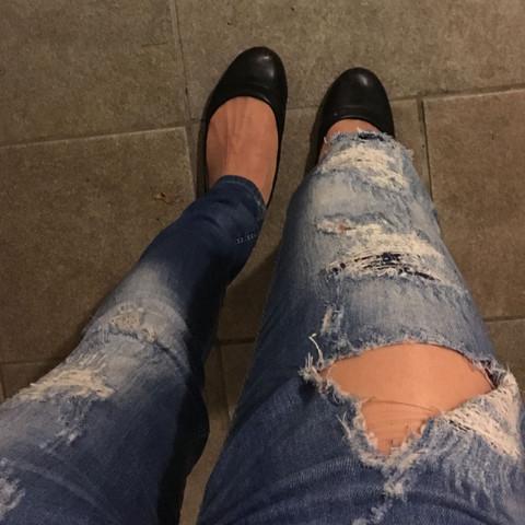 Zu meiner Frage fürs Outfit .Detailfoto der Shuhe und Jeans? (Schule, Jungs, Style)
