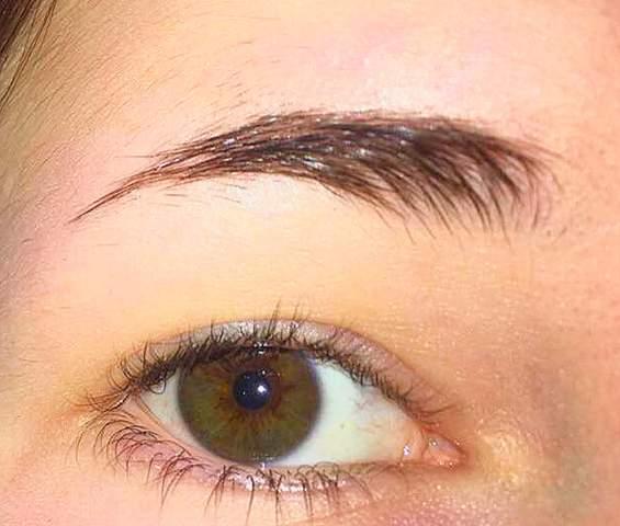 zu viel Augenbraue weggezupft, was soll ich machen? (Haare