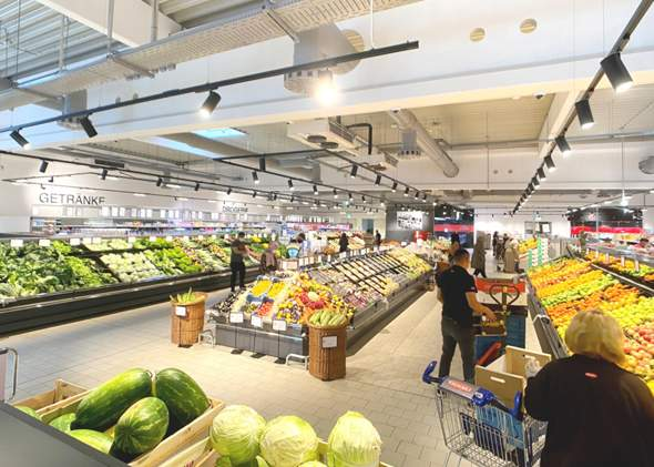 Which supermarket is you most liking?