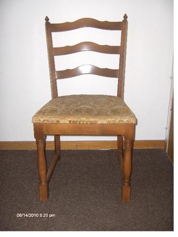 Stuhl antik - (Möbel, Antiquitäten)