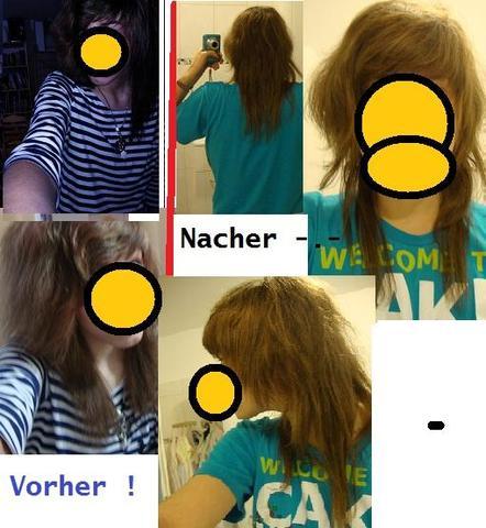 ich... - (Haare)