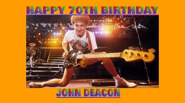Zum 70. Geburtstag von John Deacon: Welcher seiner verfassten bzw. mitverfassten Songs für Queen gefällt euch am meisten?