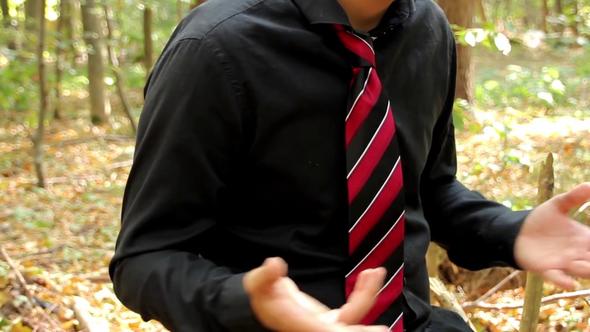 Hemd mit Krawatte - (Liebe, Beziehung, Beauty)