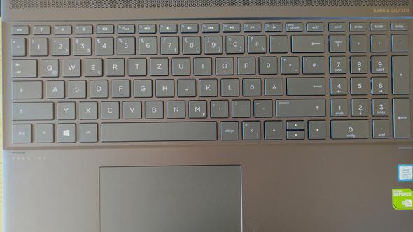 Zum Programmieren: Kann ich mich an diese Laptoptastatur gewöhnen?