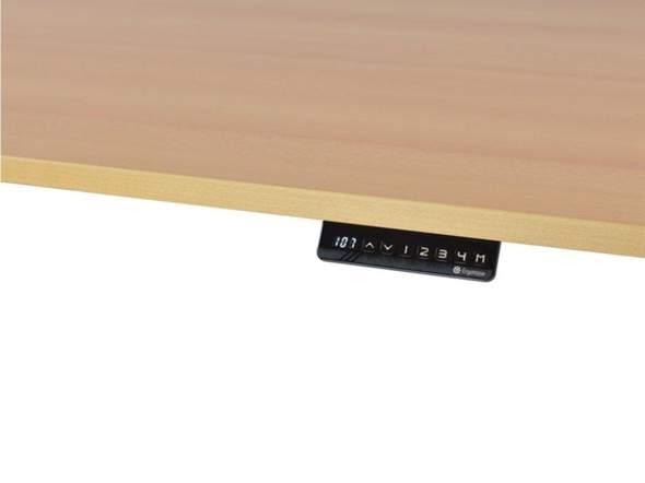 Zwei elektrisch höhenverstellbare Tische mit einem Bedienfeld steuern?