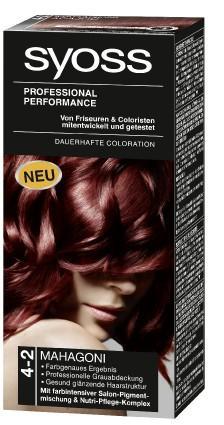 Mehrere haarfarben mischen