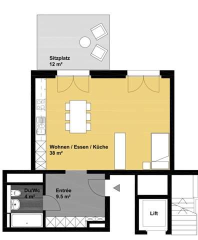Zwei Wohnungskatze in 1.5-Zimmerwohnung?