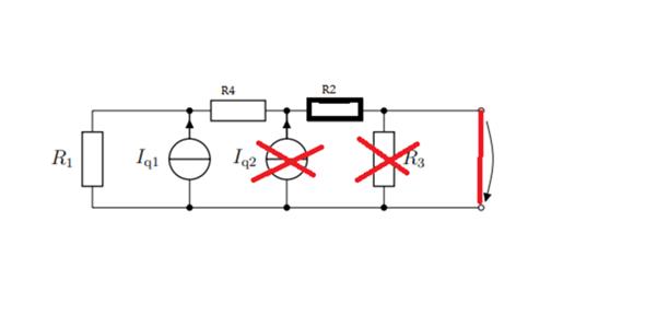 Zweipoltheorie (Kurzschlusstrom) berechnen?