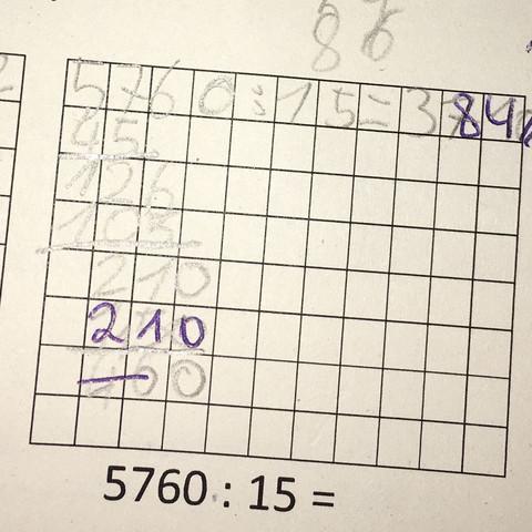 Aufgabe - (Schule, Mathe, Grundschule)