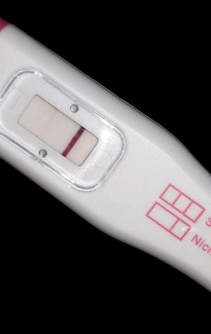Schwach streifen schwangerschaftstest 2 Schwangerschaftstest: Gibt